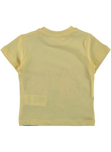 Locopop Tişört Sarı